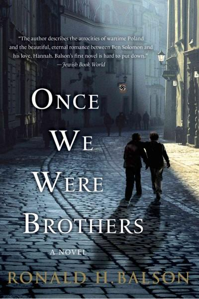 Once We Were Brothers (Paperback)