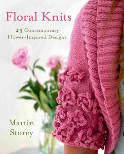 Floral Knits: 25 Contemporary Flower-Inspired Designs (Paperback)
