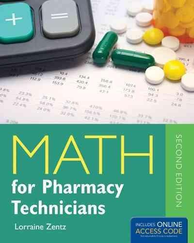 Math for Pharmacy Technicians