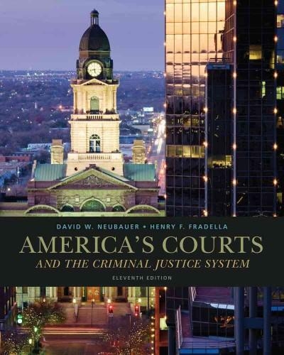 America's Courts and the Criminal Justice System (Hardcover)