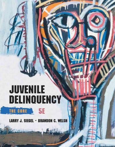 Juvenile Delinquency: The Core (Paperback)