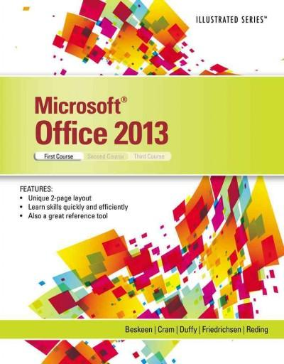 Microsoft Office 2013: First Course (Paperback)