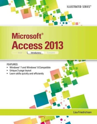 Microsoft Access 2013: Introductory (Paperback)