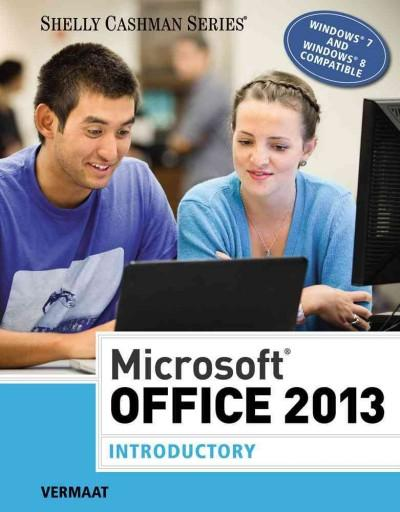 Microsoft Office 2013: Introductory (Paperback)