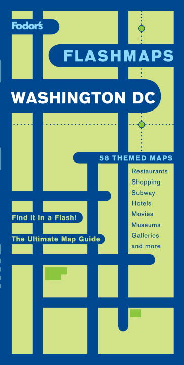 Fodor's Flashmaps Washington D.c. (Paperback)