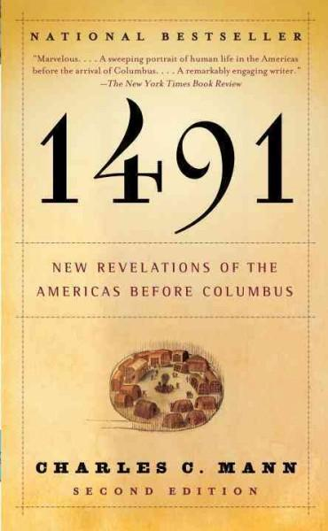 1491: New Revelations of the Americas Before Columbus (Paperback) - Thumbnail 0