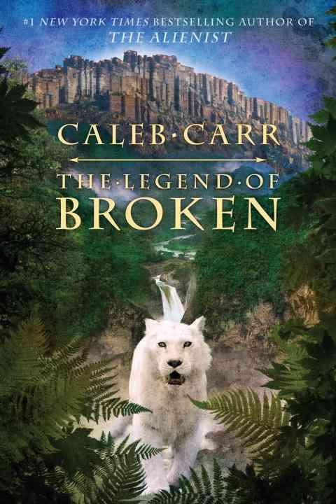 The Legend of Broken (Hardcover)