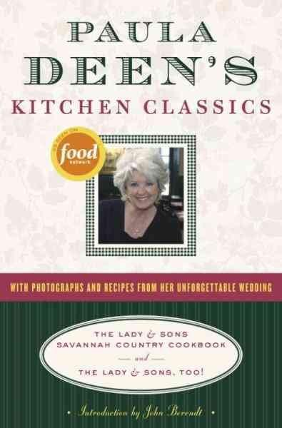 Paula Deen's Kitchen Classics: The Lady & Sons Savannah Country Cookbook and The Lady & Sons, Too! (Hardcover) - Thumbnail 0