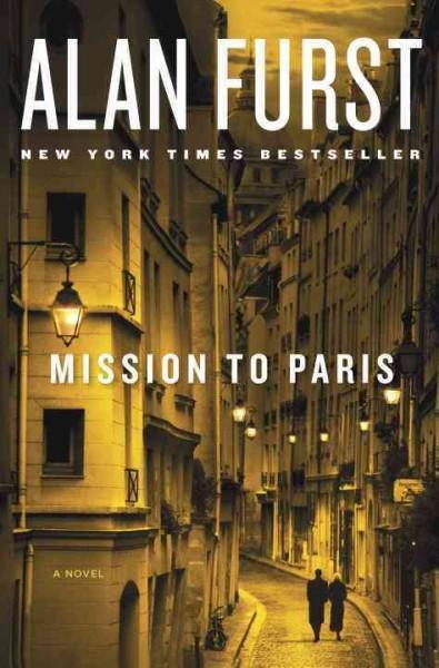 Mission To Paris (Hardcover)