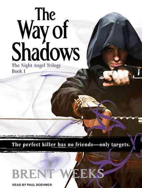 The Way of Shadows (CD-Audio)