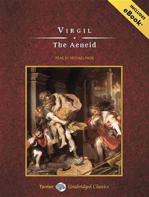 The Aeneid: Includes Ebook (CD-Audio)
