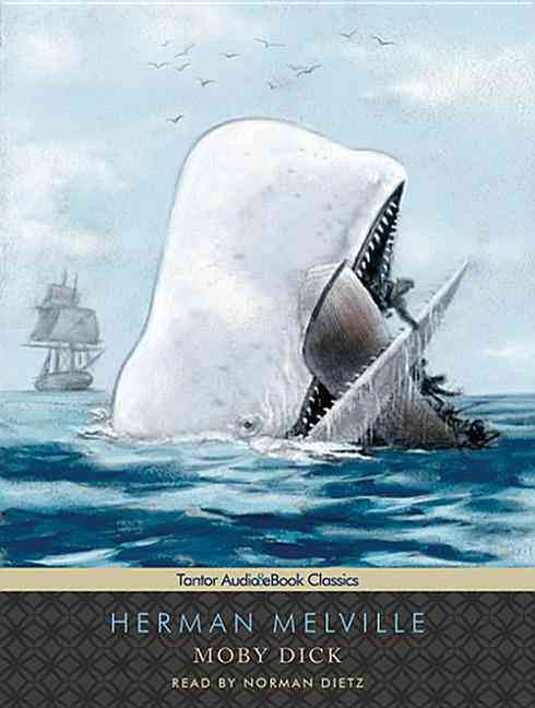 Moby Dick: Includes Ebook (CD-Audio)