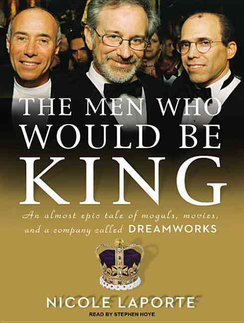 The Men Who Would Be King (MP3 CD)