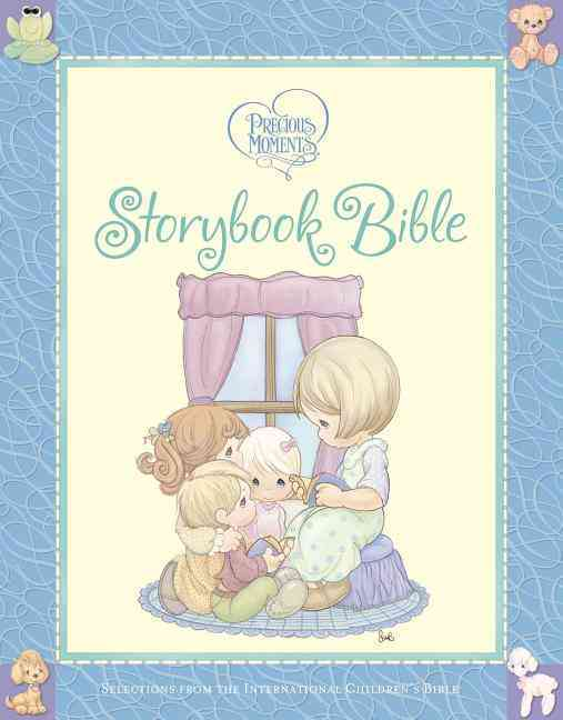 Precious Moments Storybook Bible (Hardcover) - Thumbnail 0