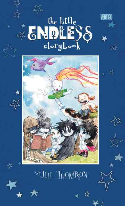 The Little Endless Storybook (Hardcover)