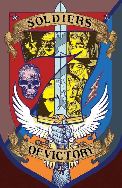 Seven Soldiers of Victory 1 (Paperback)
