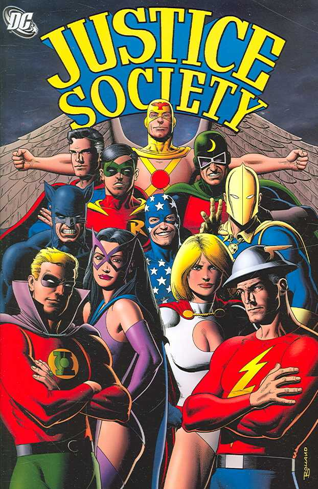 Justice Society 2 (Paperback)