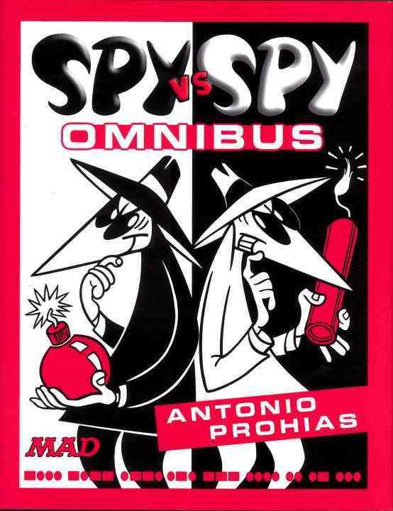 Spy Vs. Spy Omnibus (Hardcover)