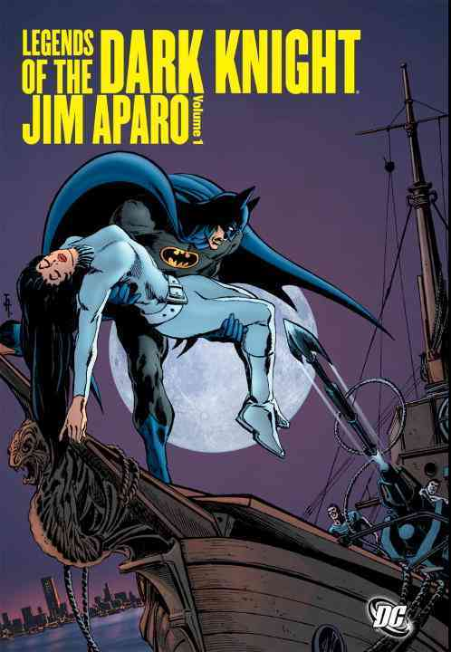 Legends of the Dark Knight: Jim Aparo 1 (Hardcover)