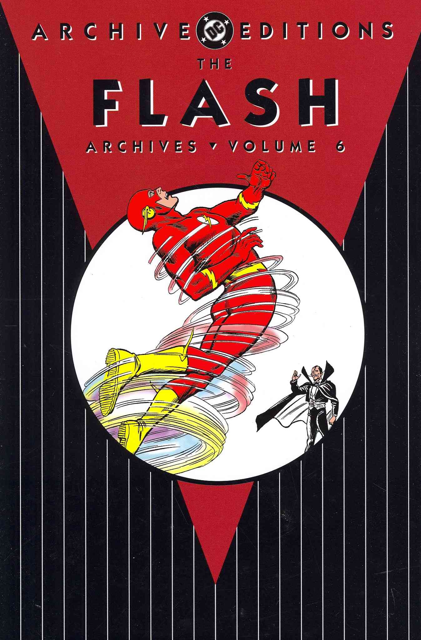 The Flash Archives 6 (Hardcover)