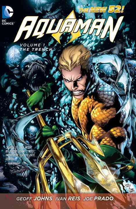 Aquaman 1: The Trench (Hardcover)