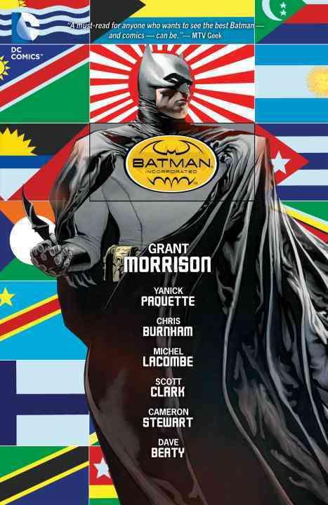 Batman Incorporated 1 (Paperback)