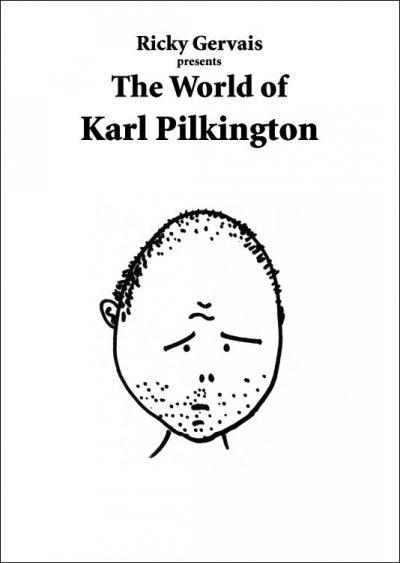 The World of Karl Pilkington (Paperback)