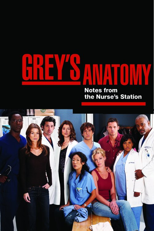 Grey's Anatomy: Overheard at the Emerald City Bar / Notes from the Nurses Station (Paperback)