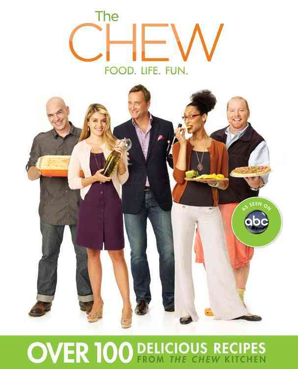 The Chew: Food, Life, Fun (Paperback) - Thumbnail 0