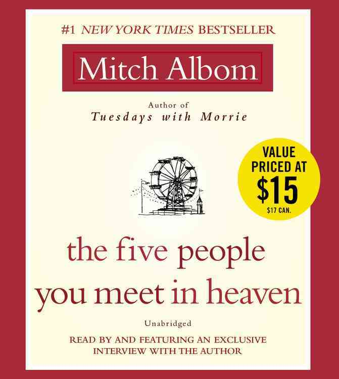 The Five People You Meet in Heaven (CD-Audio)