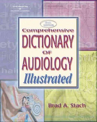 Comprehensive Dictionary of Audiology (Paperback)