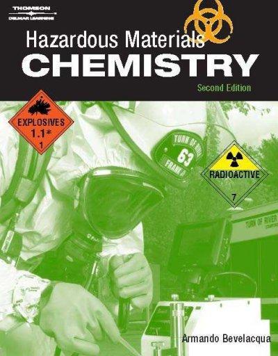 Hazardous Materials Chemistry (Paperback)