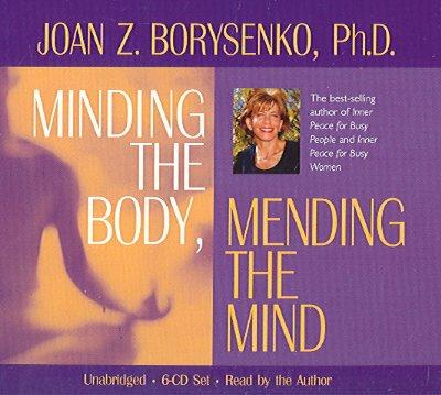 Minding The Body Mending The Mind (CD-Audio) - Thumbnail 0