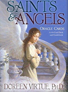 Saints & Angels Oracle Cards (Cards)