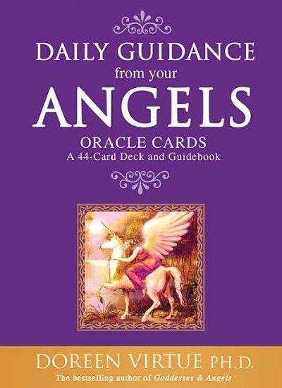 Daily Guidance from Your Angels Oracle Cards: 44 Cards Plus Booklet (Cards)