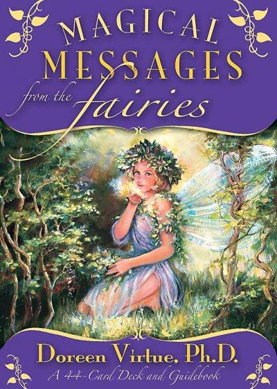 Magical Messages from the Fairies Oracle Cards: A 44-card Deck and Guidebook (Cards)