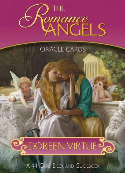 The Romance Angels Oracle Cards (Cards) - Thumbnail 0