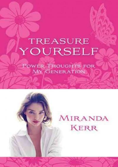 Treasure Yourself: Power Thoughts for My Generation (Paperback) - Thumbnail 0