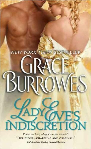 Lady Eve's Indiscretion (Paperback)