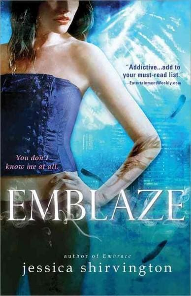 Emblaze (Hardcover)