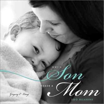 Why a Son Needs a Mom (Hardcover)
