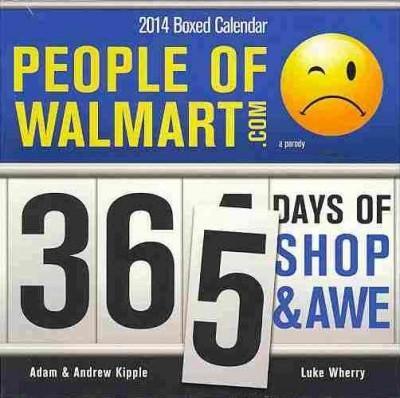 People of Walmart 2014 Calendar (Calendar)