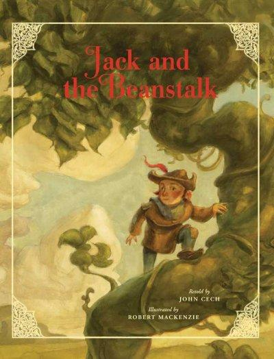 Jack and the Beanstalk (Hardcover)