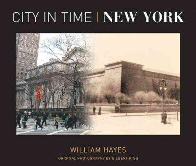 City in Time New York (Hardcover)