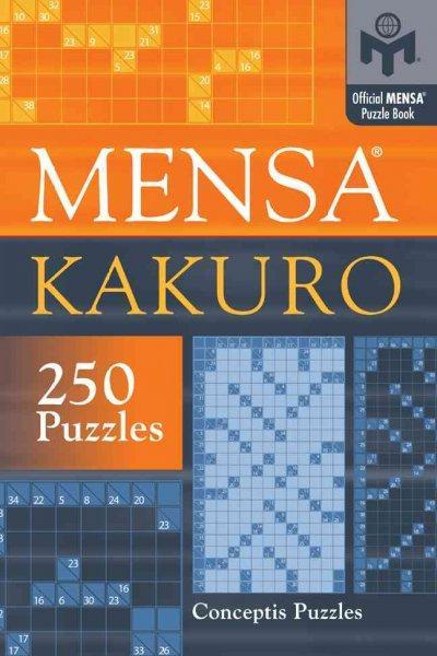 Mensa Kakuro (Paperback)