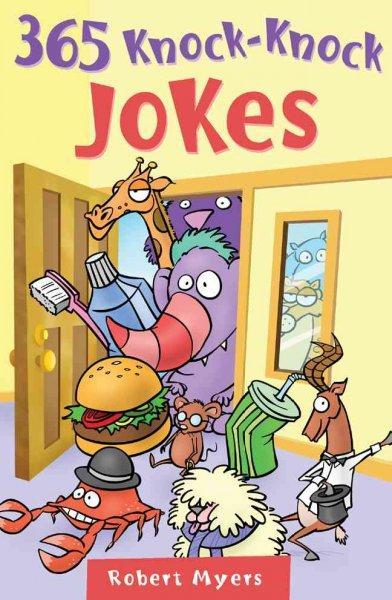 365 Knock-knock Jokes (Paperback)