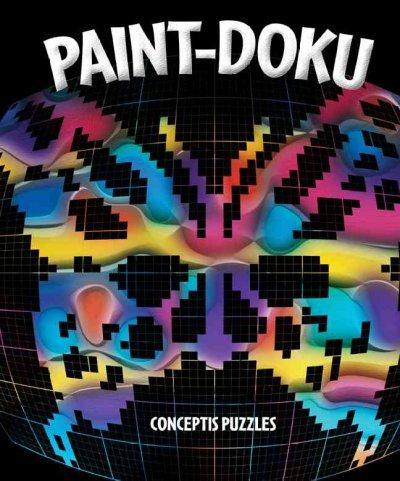 Paint-Doku: Conceptis Puzzles (Paperback)