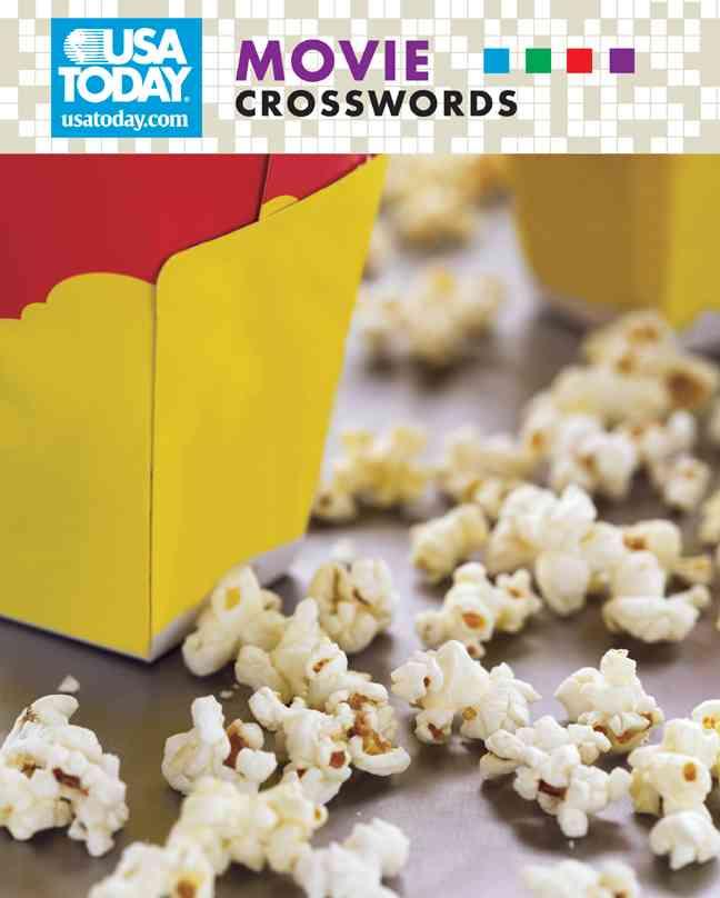 USA Today Movie Crosswords (Spiral bound)