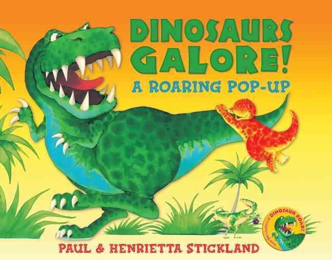 Dinosaurs Galore! (Hardcover)