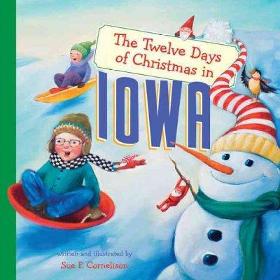 The Twelve Days of Christmas in Iowa (Hardcover)